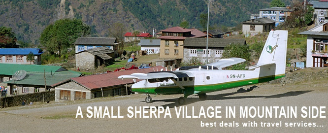 Lukla Airfare, Lukla Flight, Lukla Air Ticketing, Domestic Flight Ticketing