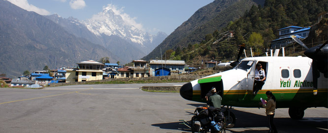 Nepal Air Flight, Yeti Airlines, Lukla Flight